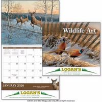 Triumph® Wildlife Art Appointment Calendar