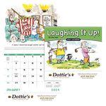 Custom GoodValue Laughing It Up! Calendar (Spiral)
