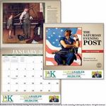 Custom Triumph The Saturday Evening Post Appointment Calendar (Masterpieces)