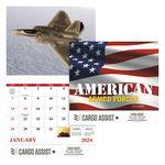 Custom GoodValue The Armed Forces Calendar (Stapled)