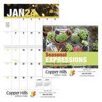 Custom Good Value Seasonal Expression Big Block Calendar