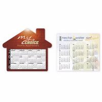 BIC® Stock Calendar & Schedule Magnet - (30 Mm)