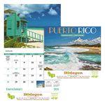 Custom Good Value Puerto Rico Calendar (Stapled)