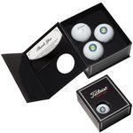 Custom Titleist ProV1 3-Ball Appreciation Box