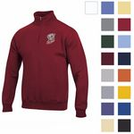 Gear for Sports® Big Cotton 1/4 Zip Sweatshirt
