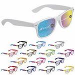 Good Value® Retro Pinhole Sunglasses