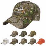 Cap America® Camouflage Structured Panel Cap
