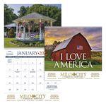 Custom Triumph I Love America Appointment Calendar