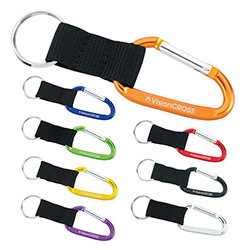 6 Mil Good Value Anodized Carabiner