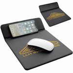 Custom Good Value Wireless Charging Mouse Pad