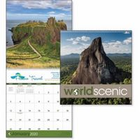Triumph® World Scenic Executive Calendar