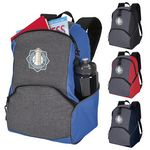 Custom Atchison On The Move Two-Tone Backpack