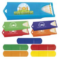 Good Value® Original Colored Bandage Dispenser w/Primary Bandages