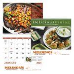Custom GoodValue Delicious Dining Calendar (Spiral)