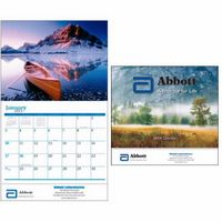 Triumph® Custom Drop-Ad Appointment stapled Calendar