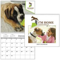 Triumph® Custom Single Image Appointment Calendar