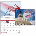 Custom GoodValue Celebrate America Calendar (Window)