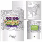 Custom BIC Graphic Adult Coloring Books - Shades of Relaxation (Animals)