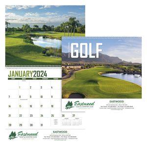 Custom Printed Golf Appointment Calendars