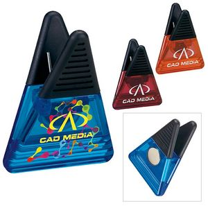 Custom Imprinted Triangle Shaped Paperclips