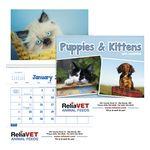 Custom Triumph Puppies & Kittens Pocket Calendar