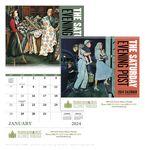Custom GoodValue The Saturday Evening Post Calendar (Spiral)