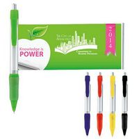 Universal Source™ Grip Banner Pen