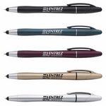Custom Good Value Twist Highlighter Pen Stylus Combo