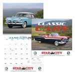 Custom Triumph Classic Cars Appointment Calendar