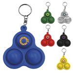 Universal Source™ Pop 3 Bubbles Keychain