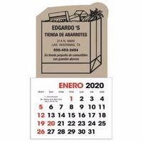 Triumph® 2-Color Stick Up Grid - Spanish Calendar