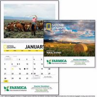 Triumph® National Geographic Rural Scenes Pocket Calendar