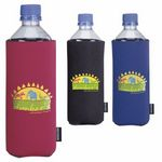 KOOZIE® Basic Collapsible Bottle Kooler (Heat Transfer)