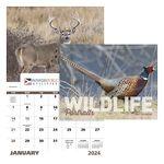 Custom GoodValue Wildlife Portraits Calendar (Window)