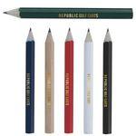 Hexagonal Golf Pencil