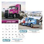 Custom Triumph Big Rigs Appointment Calendar