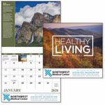 Custom GoodValue Healthy Living Calendar (Stapled)