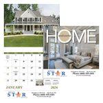 Custom GoodValue Welcome Home Calendar (Stapled)