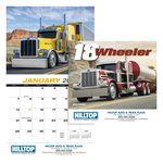 Custom 18 Wheeler Calendar