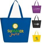 Custom Universal Source Non-Woven Large Boat Tote
