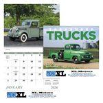 Custom GoodValue Treasured Trucks Calendar (Spiral)