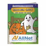 Custom BIC Graphic Coloring Book Halloween Safety