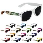 Good Value® Cool Vibes Dark Lenses Sunglasses Full Color