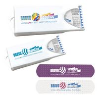 Good Value® Original Dispenser w/Custom White Bandages