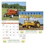 Custom GoodValue Classic Tractors Calendar (Spiral)