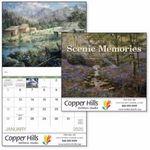 Custom GoodValue Scenic Memories Calendar (Stapled)