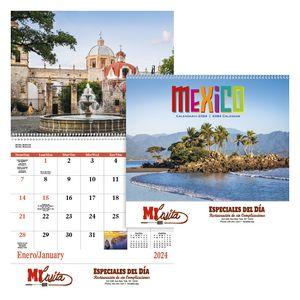 Custom Printed Latino Art Appointment Calendars