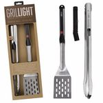 Custom GRILLIGHT Deluxe 2 Piece Tool Set