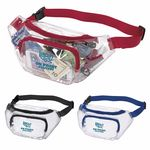Custom Good Value Clear Fanny Pack