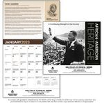 Custom Triumph African American Heritage Dr. Martin Luther King Jr. Calendar